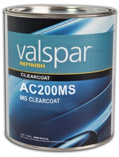 Valspar Refinish AC200MS MS Clear Coat - 946ml