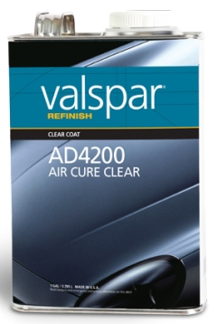 Valspar Refinish AD4200 Air Cure Clear Coat