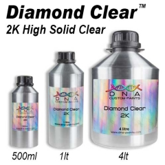 DNA® Diamond Clear™ 2K High Solid Clear - 500ml