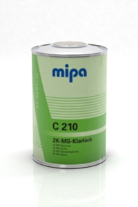 Mipa C 210 2K MS Clearcoat - 1.5L Kit