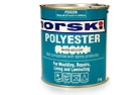 Norski® Polyester Gelcoat: White - 6kg Kit