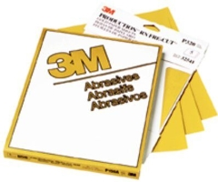 3M™ 2536 216U Production RN Fre-Cut Gold: P800A - Pack of 50