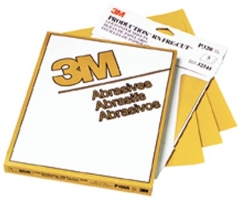 3M™ 2538 216U Production RN Fre-Cut Gold: P500A - Pack of 50
