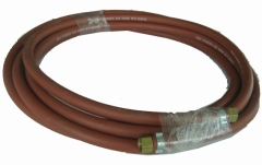 Hose Assembly Airhose Rubber with Hi Flo: 10mm x 10M