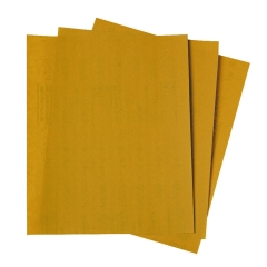 3M™ 2539 216U Production RN Fre-Cut Gold: P400A - Pack of 50