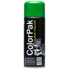 ColorPak Quick Color Enamel Fastdry: Emerald Green - Aerosol